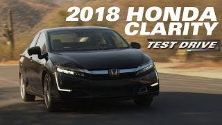 2018 Honda Clarity - Test Drive