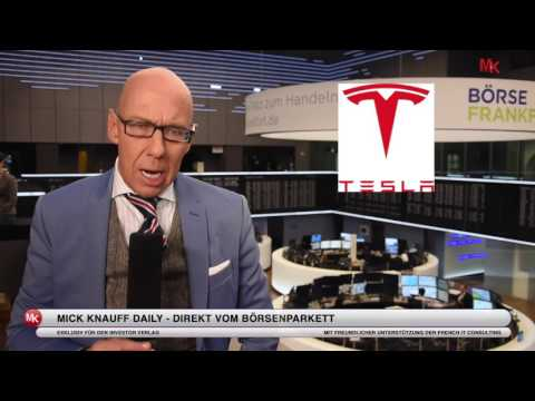 Tesla Motors: Startet die Mittelklasse-Produktion, explodiert die Aktie! Knauff