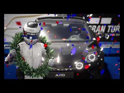 Alpine A110 N300 8:37  Nürburgring 24h  TUNE Online Race  Gran Turismo Nordschleife