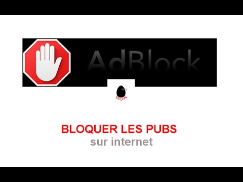 bloquer les pubs sur internet