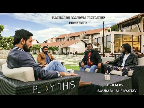 Play This | Official  ' Not a Trailer ' | Tortoise Motion, Pictures | Sourabh Shrivastav