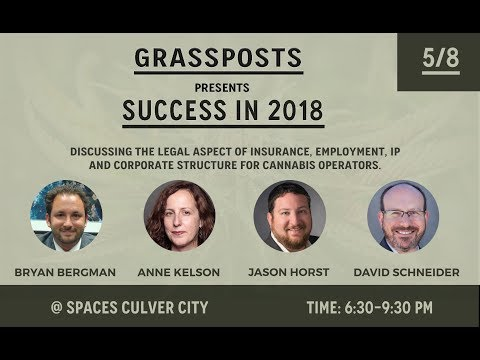 Grassposts.com Legal AMA for Cannabis Operators--Audio Only