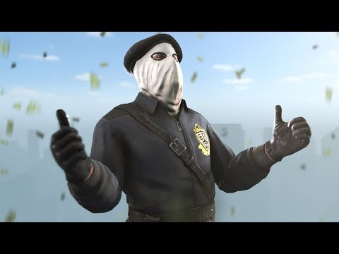 AINSLEY'S BIG DAY (CS:GO)