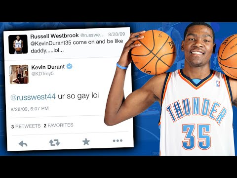 FUNNIEST NBA PLAYERS OLD TWEETS!