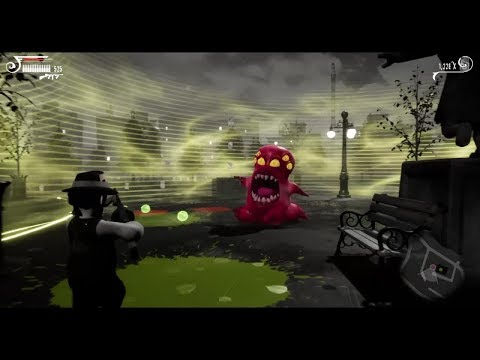 Timothy Vs The Aliens Opening Gameplay PS4 LPOS