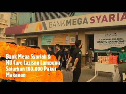Bank Mega Syariah dan NU Care Lazisnu Lampung Salurkan ...