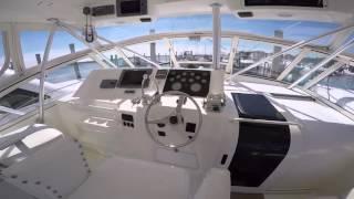 40' Ocean Express 1999 Offshore Yacht Sales