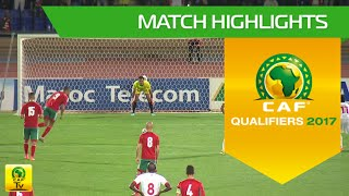 Morocco vs Cape Verde | Africa Cup of Nations Qualifiers 2017