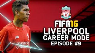 FIFA 16 | Liverpool Career Mode #9 - 40+ YARD LONGSHOT GOAL!