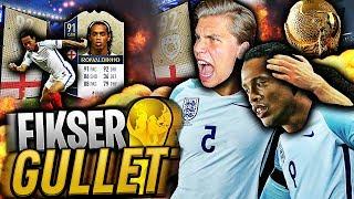 RONALDINHO BÆRER ENGLAND TIL VM GULL?! 🏆🔥 BRASILIANSK WORLD CUP MAGI FOR ENGLAND!!