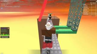 Roblox Sword Fight On The Heights Movie mash up!