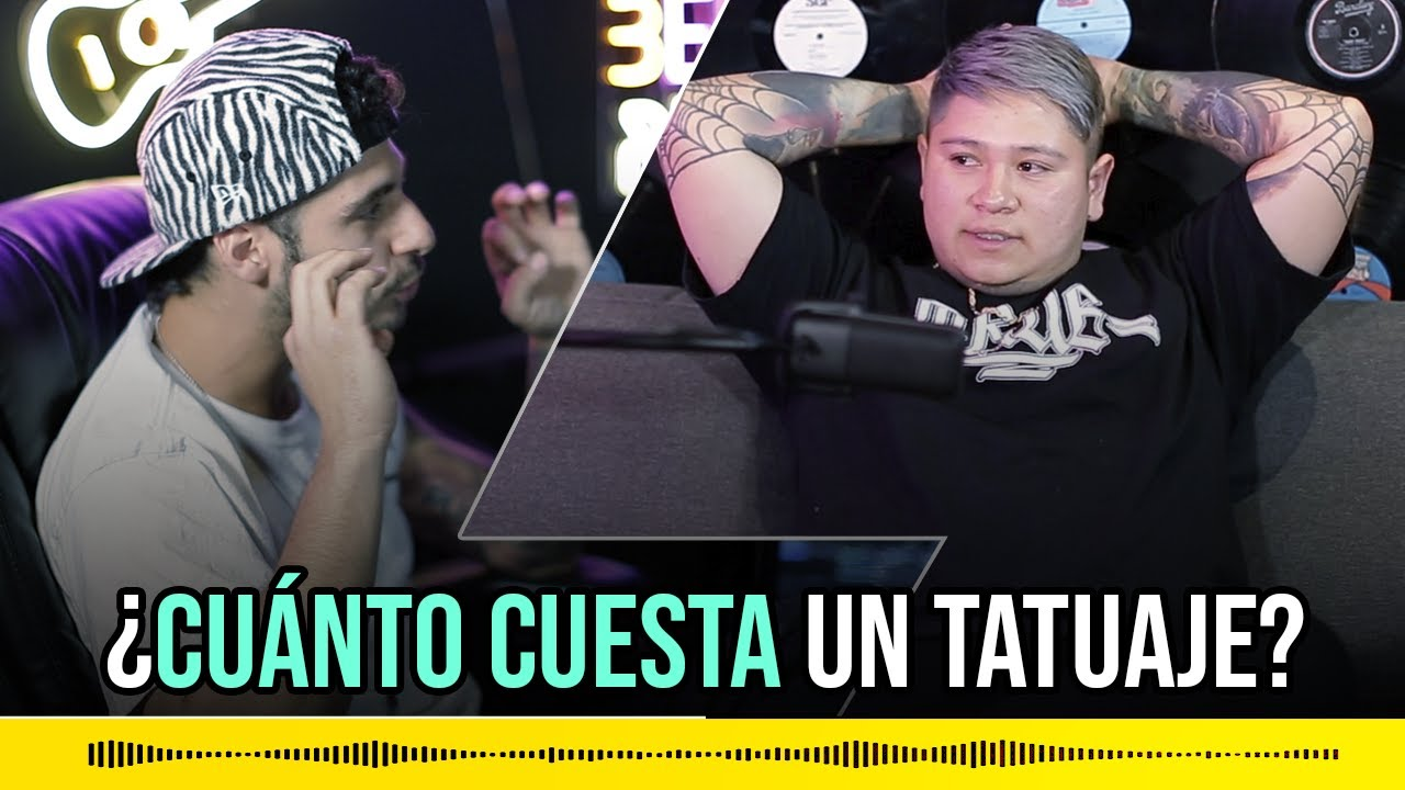 CUANTO CUESTA UN TATUAJE / JOYBACKS