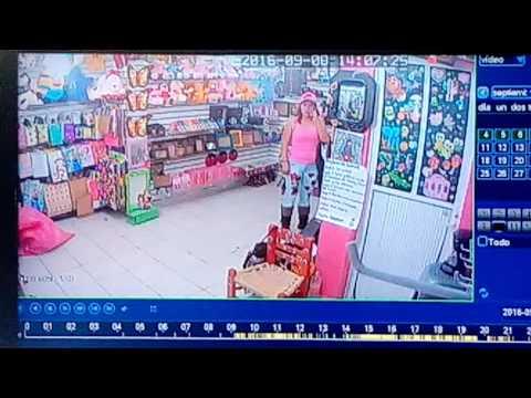 Impactante robo en Magdalena contreras