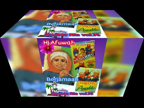 HJ.AFUWAH - BERJAMAAH