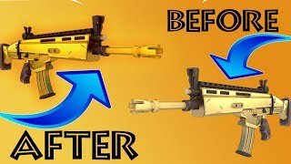 HOW TO MAKE FORTNITE LOOK AWESOME // SECRET BATTLE ROYALE SETTING //