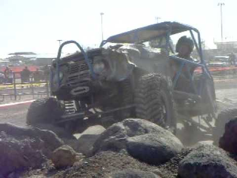 King of the Hammers short coarse, Team Fred