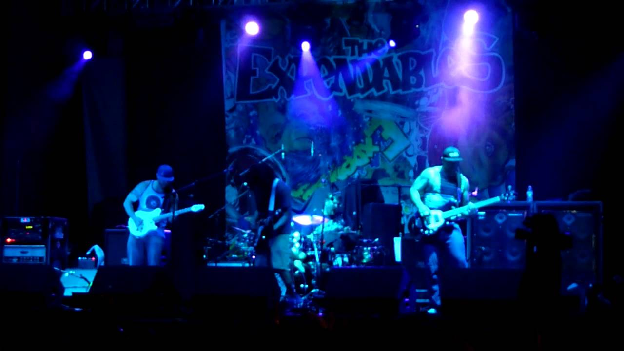 the expendables ganja smugglin jannus live st petersburg fl 6 24 2013