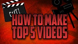 How to make TOP 5 tech videos