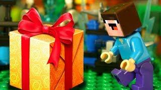 ПОСИЛКА від LEGO РОЗПАКУВАННЯ і Лего Нубик Майнкрафт і Ниндзяго Мультики Всі Серії Підряд Мультфільми