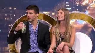 Ailén Sciutto y Matias Rossi - Como anillo al dedo. Programa 281115 #comoanilloaldedo