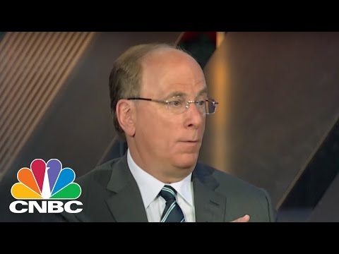 BlackRock CEO: How Infrastructure Could 'Shock' US Into Growth | Squawk Box | CNBC