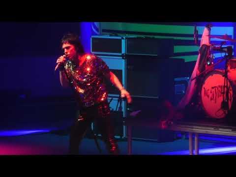 """One Night Only"" The Struts@Richmond VA Coliseum 10/14/17"