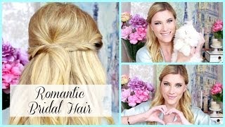 Romantic Bridal Hair ♥ MAYhemMakeUp Day 14 Thumbnail