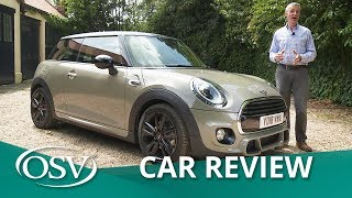 MINI Hatch Car Review - Bigger, cleverer and more mature