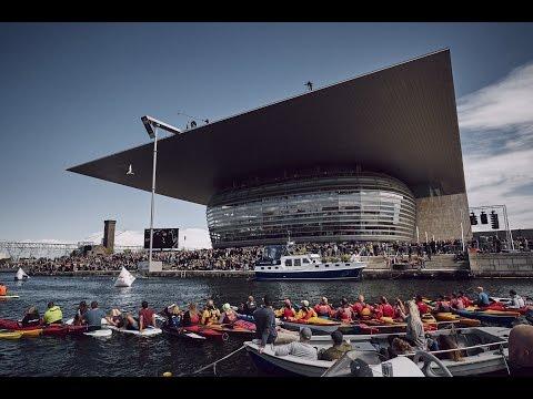 Red Bull Cliff Diving World Series 2015 – Event Clip –  Copenhagen, Denmark