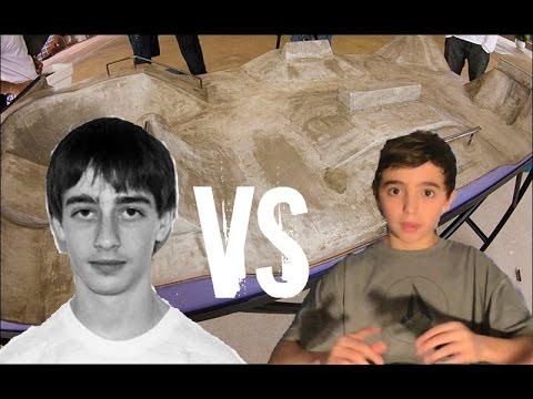 Mike Schneider VS Gavin Mcleod
