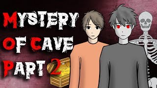 Scary Story Mystery Of Cave Part 2 Animated In Hindi