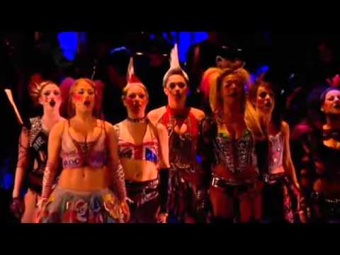 Olivier Awards 2012 - Bohemian Rhapsody (feat. Brian May & We Will Rock You)