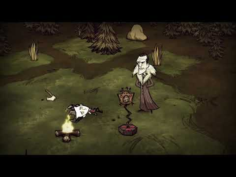 Don't Starve [Adventure] Maxwell Chapter Intros