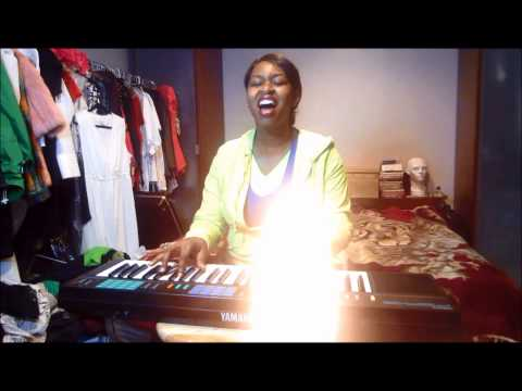 Girl On Fire (feat. Nicki Minaj) ... GloZell