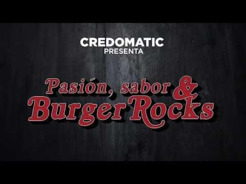 Credomatic presenta burgers rocks youtube credomatic presenta burgers rocks thecheapjerseys Image collections