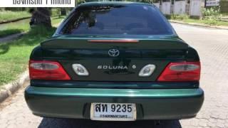 รถดีดี : TOYOTA(SOLUNA) ปี 2001