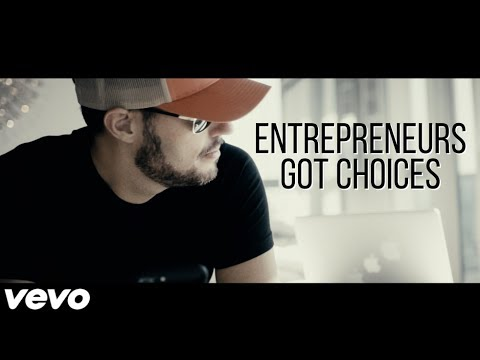 Chris Record - Entrepreneurs Got Choices ft. Billy Gene is Marketing [Official Music Video]