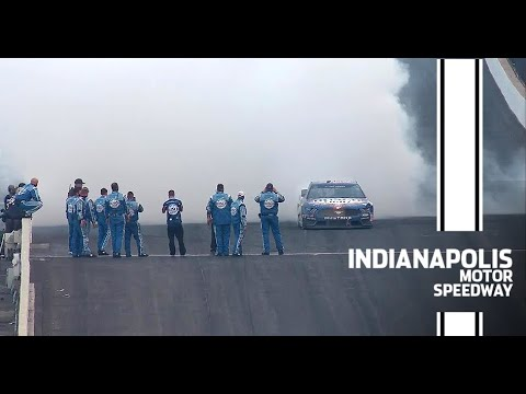 Recap: Harvick goes back-to-back at Indianapolis| NASCAR Cup Series