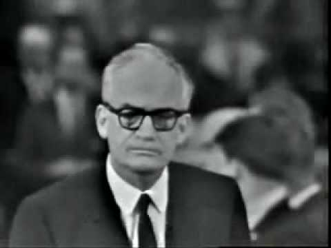 "Barry Goldwater: ""Extremism in the defense of liberty..."""