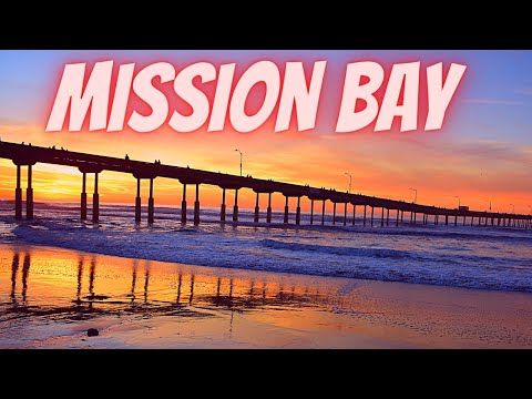 San Diego...Mission Bay....Downtown....Boats....Traffic....RVerTV