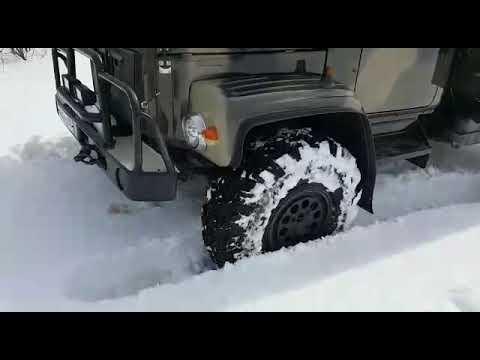 Газ 33081 новые колёса