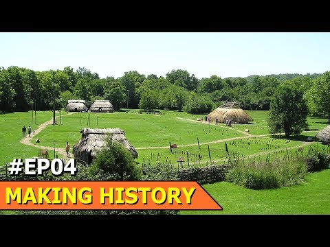 Europe'S Biggest Burial Mounds Village | The Beatles Museum University | Making History | Ep 4
