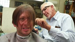 so classic 10 small town kansas barber haircut by old man morris