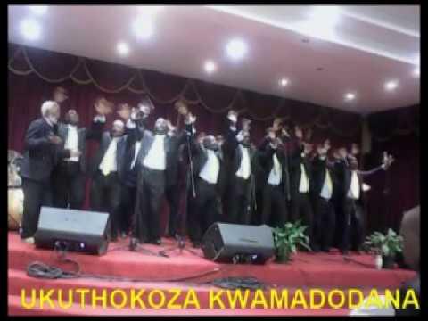 UKUTHOKOZA KWAMADODANA -  SOMANDLA SIBONGA WENA