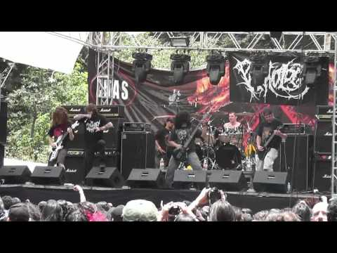 PATHOLOGY [METAL IN THE FOREST 2011]
