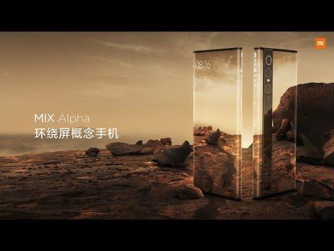 Xiaomi Mix Alpha official promo video