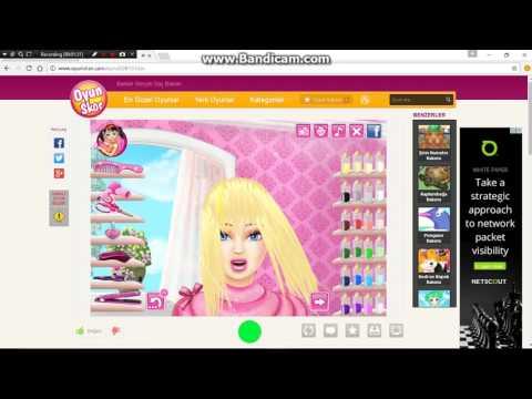 Barbie  Gercek Sac Bakimi     Izle