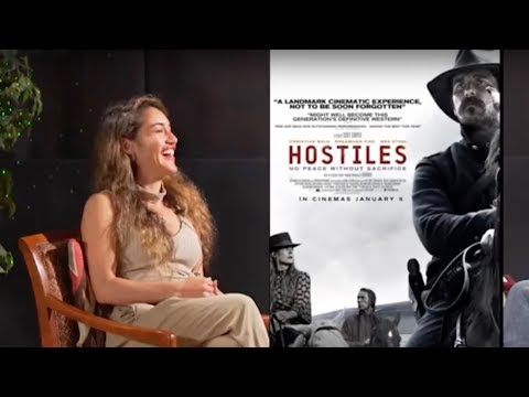 """HOSTILES"" Exclusive interview! The Best Western since UNFORGIVEN"