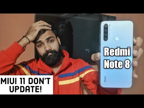 Redmi Note 8 MIUI 11 Globle Stable Update | Don't Update Before Watching this Video!