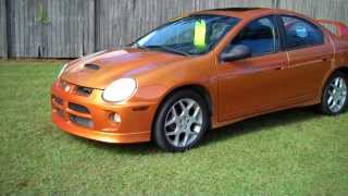 16233-2005-Dodge-Neon-SRT-4 2005 Dodge Neon Srt 4 For Sale